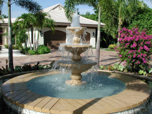Decorative & Modern Fountains