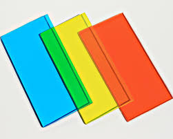 Laminated Color Glass